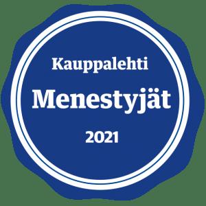 Kauppalehti Menestyjät 2021